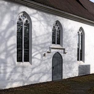 Große Kirche datiert uk